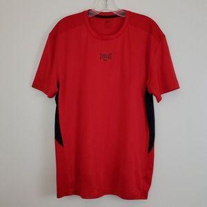 Everlast Red & Black Athletic Top - L